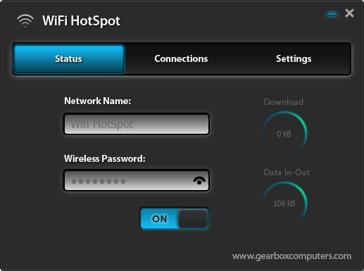 Click to view Wifi HotSpot screenshots